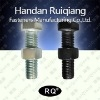 DIN 933 AND DIN931 HEX BOLT AND NUT HIGH STRENGTH FASTENERS