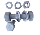 AS1252 BOLT NUT WASHER ASSEMBLE